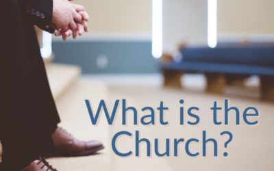 What is the Church the Body of Christ when did it Begin