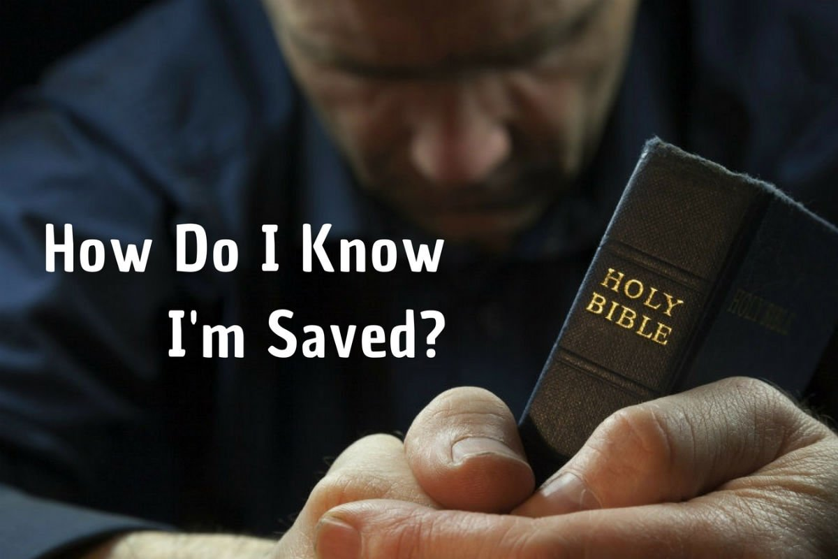 Is my salvation secure