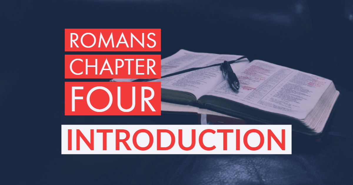 The Book of Romans chapter four
