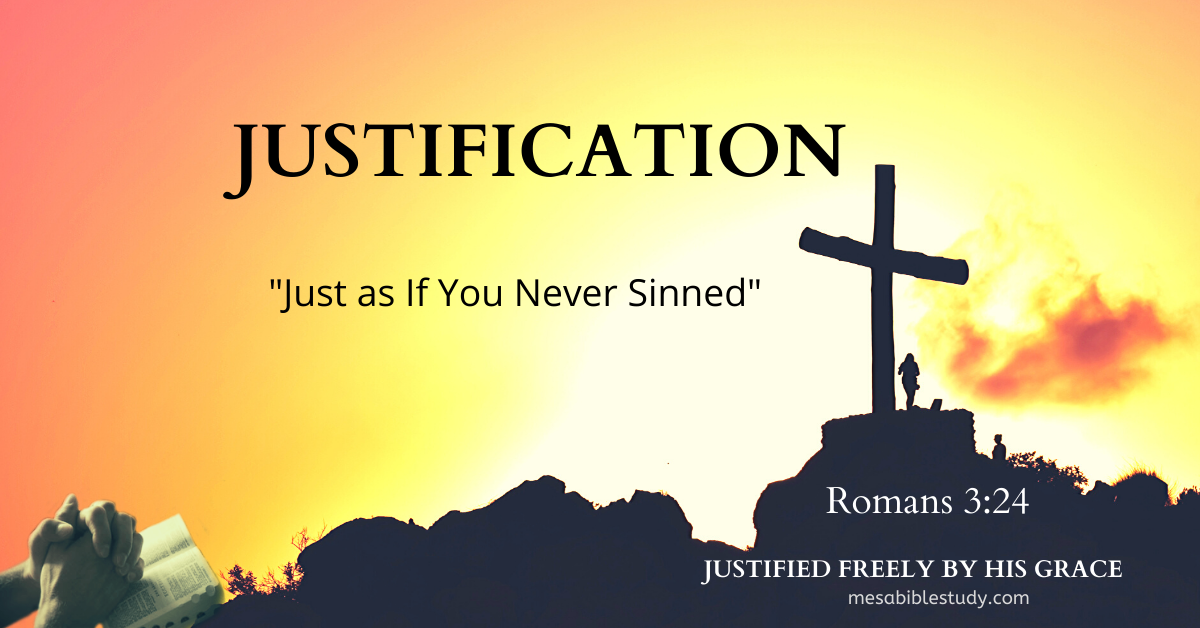 What does it mean to be be justified